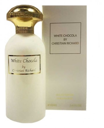 CHRISTIAN RICHARD WHITE CHOCOLA EDP, 100 мл.