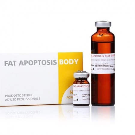 Fat Apoptosis Body 2 флакона  (45 мл. + 5 мл.)
